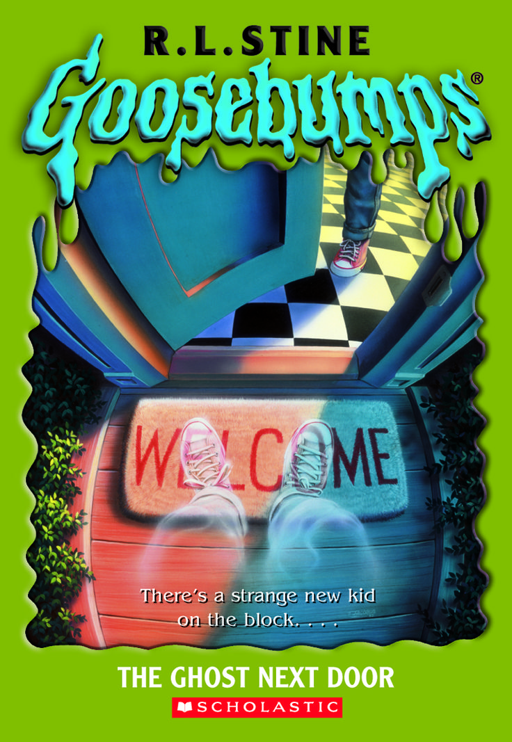 Children S Book Cover Posters ~ Best images about goosebumps original covers on