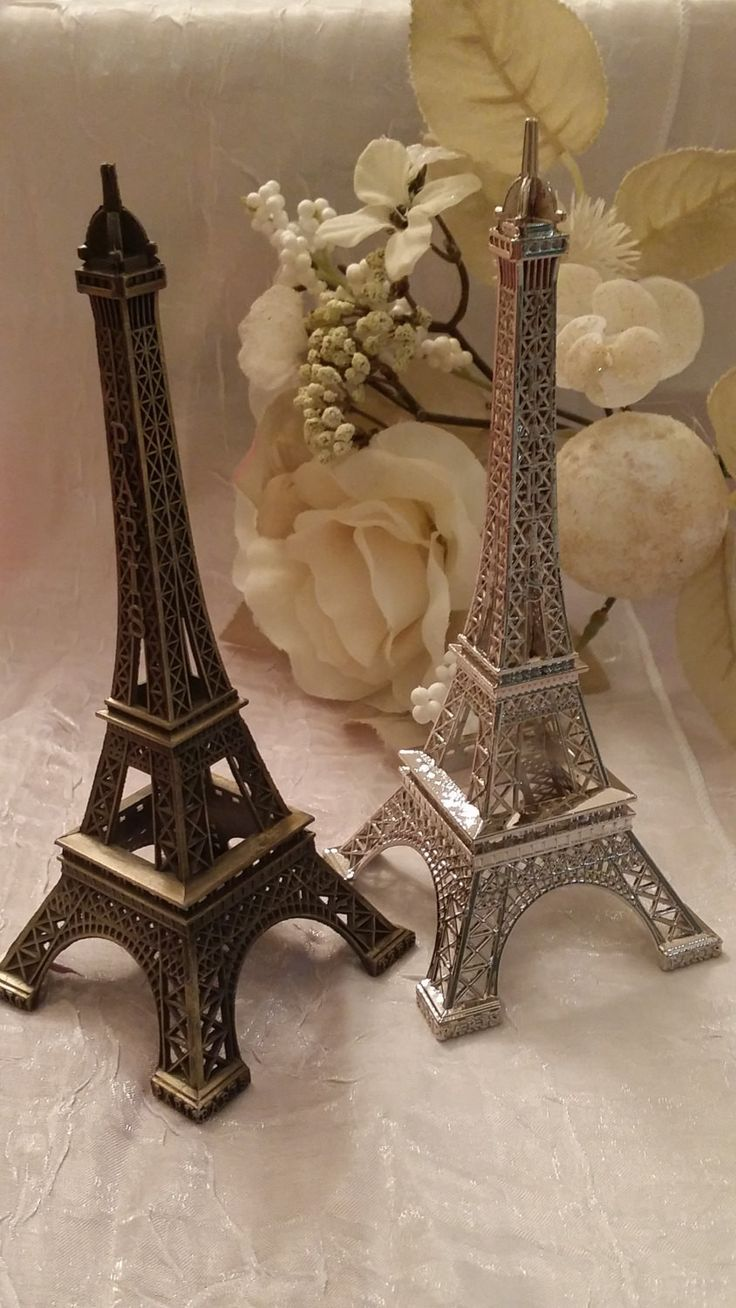 Eiffel Tower Favor, Eiffel Tower Decoration, Wedding Favor, Antique Wedding Favor, Eiffel Tower Party Decor, Eiffel Table Decoration Favor