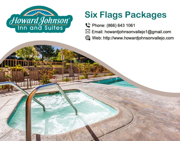 Discovery Kingdom Park offer #Six_Flags #Packages which is an ideal choice when seeking out a hotel. Visit Us At:- http://bit.ly/2ctBog5