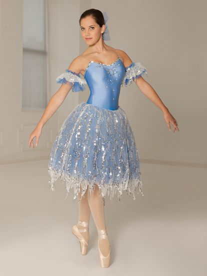 April Showers - Style 0271 | Revolution Dancewear Ballet Dance Recital Costume