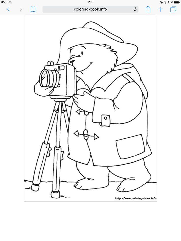 48 best Paddington images on Pinterest | Bear theme, Paddington bear ...