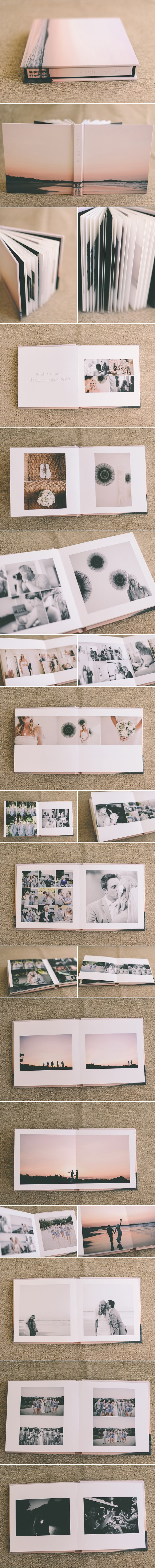 나두 결혼 하면 이런 책 만들어야지 ..{Kristi & Marc album} ~ noosa wedding photographer…