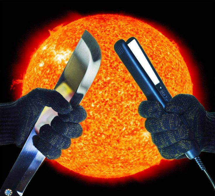 SILACH Heat, CUT, Flame Resistant Kevlar Gloves for HAIR STYLING,PAIR,safe hands #SILACH
