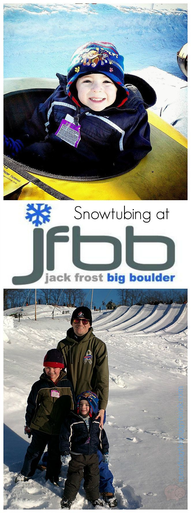 Mending the Piggy Bank | Snow Tubing at Jack Frost Mountain in Blakeslee, PA | Pocono Mountains