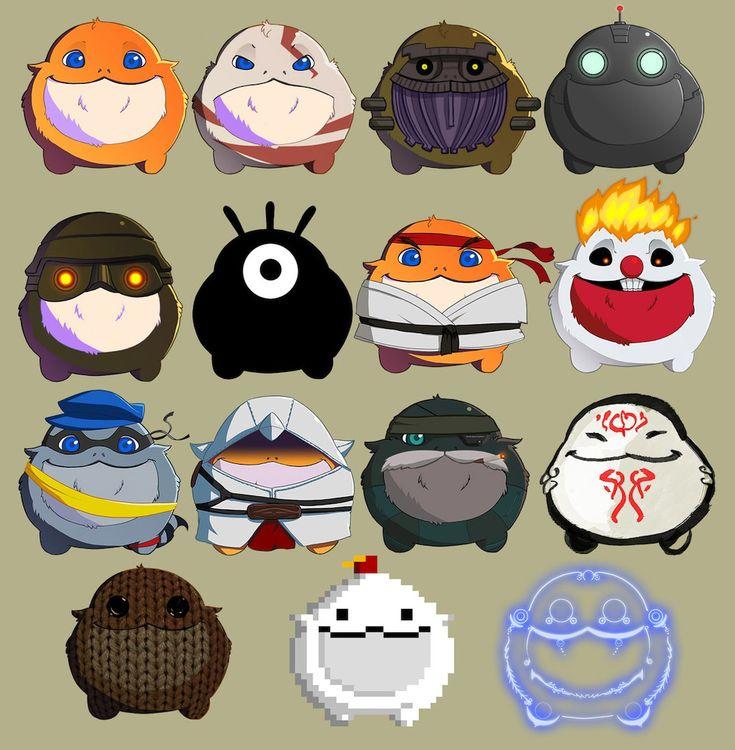 Biggs - PlayStation Mascots