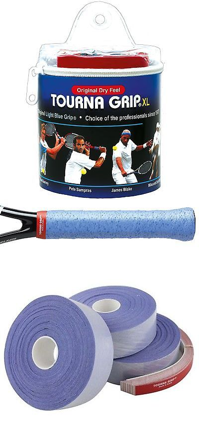 Grips 81624: Tourna Grip Xl Original Dry Feel Tennis Grip Tour Pack Of 30 Grips -> BUY IT NOW ONLY: $38.72 on eBay!