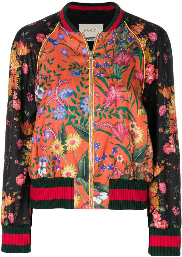 Gucci Loved Panther Bomber Jacket Gucci Ad Geek Chic