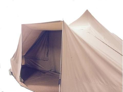 Drive away camper van version of our Touareg tent. 5m x 4m   Awning to...