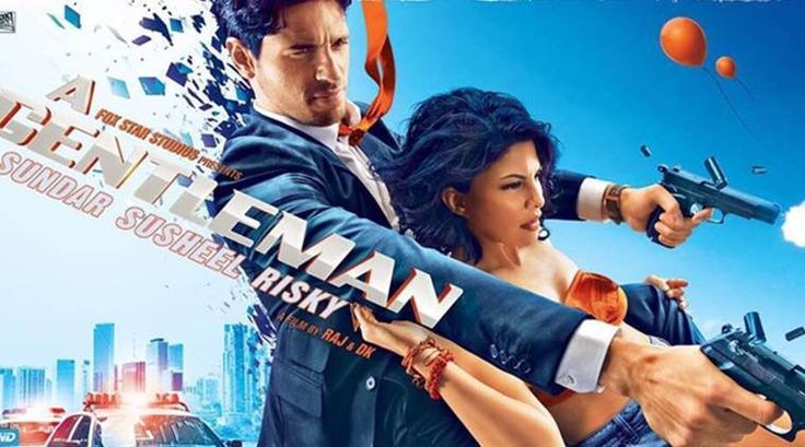 A Gentleman Movie Details, Release Date, Star Cast and Details, A Gentleman Movie Budget, Official Trailer, Review, Songs List, Story Line, Bollywood movies