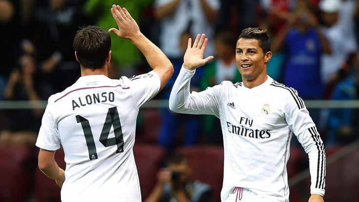 "Xabi Alonso defends ""decisive"" Real Madrid star Cristiano Ronaldo"