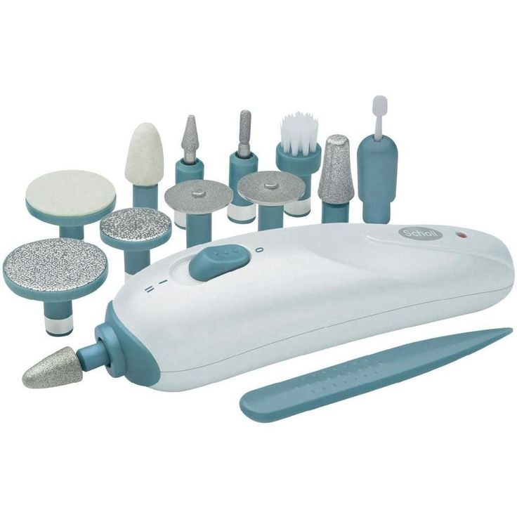 Scholl DRSP3570UK Nail Beauty Set: Amazon.co.uk: Health & Personal Care