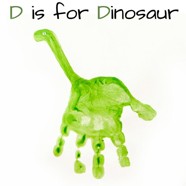 D is for Dinosaur! Definitely doing this for the alphabet & hanging it for playroom decor!!