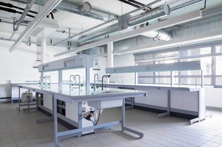 Gallery of Institut des Sciences Analytiques / Atelier