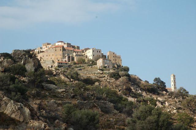 FORTUNEWEBSITE: Cestování po světě širokém. Korsika a panorama z K...