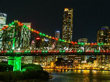 Visit Brisbane official website