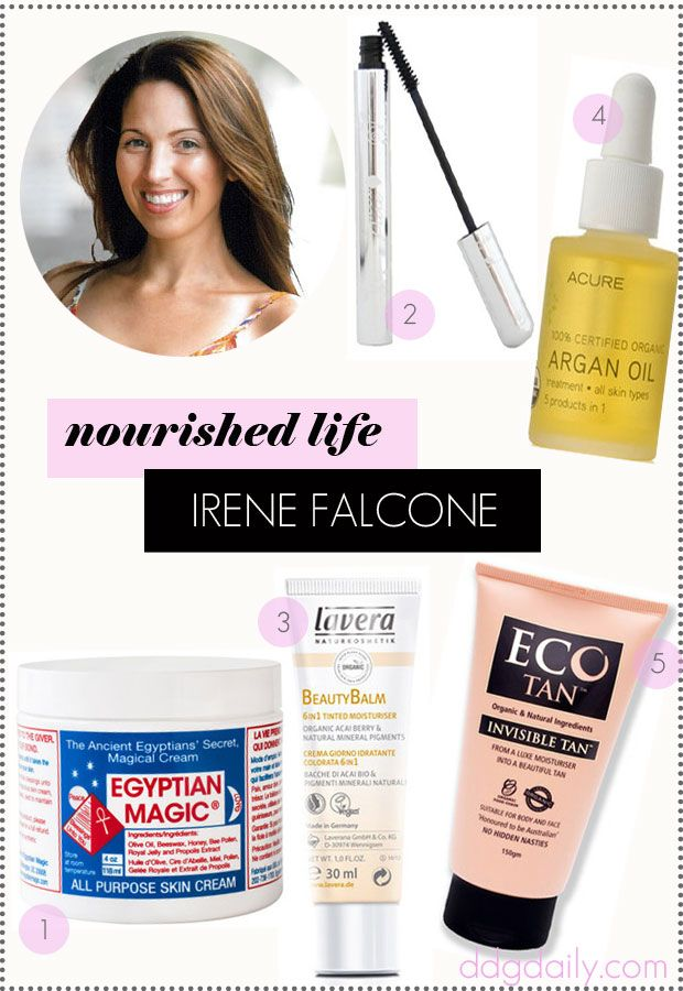 Real Girl Beauty: 5 minutes with Nourished Life owner Irene Falcone