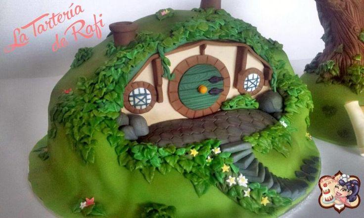 Hobbits - Cake by Rafi (La Tartería de Rafi)