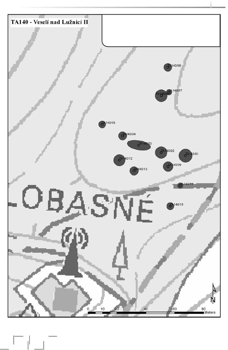 (22) Mohylová pohřebiště na okrese Tábor - Barrow cemeteries in the Tábor District | Petr Menšík - Academia.edu