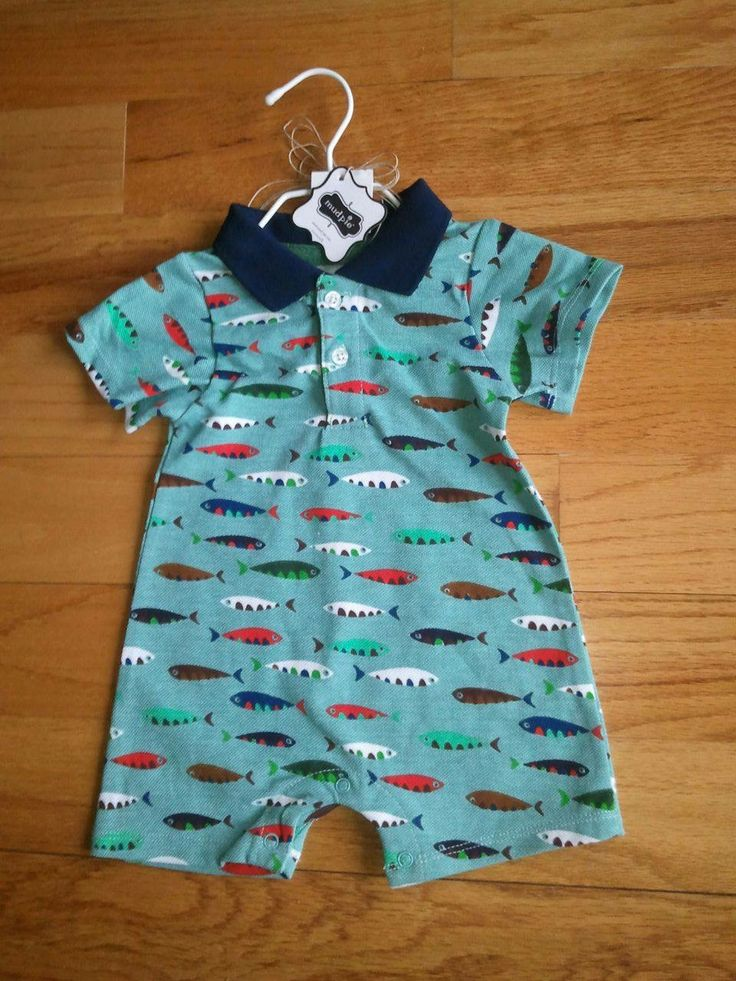 Baby/Kids Fashion - MudPie's fish polo is just too, too cute. To celebrate our little boys, Bear Cub Gifts is taking 40% off the original price of $38.40. We have multiples of 0-6M, one 6--9M, one 9-12M and one 12 - 18M. Like and share this post and you will be automatically entered into our $20 store card give away. We offer lay-a-way. Thanks for supporting our small business. @swaddletoddle #swaddletoddlebearcubgifts #dahlonega #mudpiefishpolo