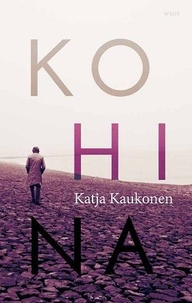 """Kohina. Romaani. The Hum. Novel. Cover by Anna Makkonen. """"A powerful story of internal, cross-generational indifference and its effect on the human mind. Aesthetically dazzling narration."""" http://www.bonnierrights.fi/books/murmur/"""