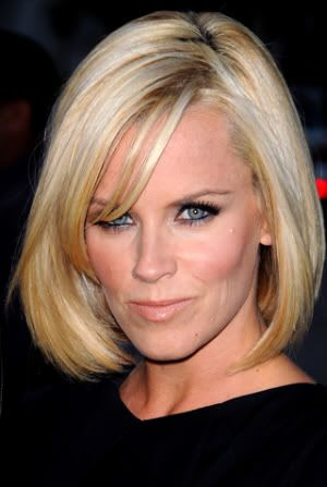 Jenny McCarthy bob - after Spring hair donation style?