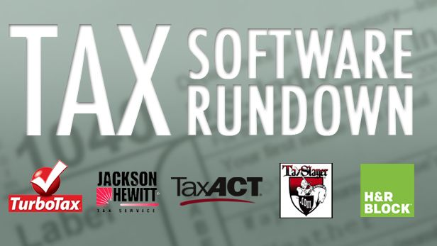 What's The Best Tax Software? Tax Software Compared