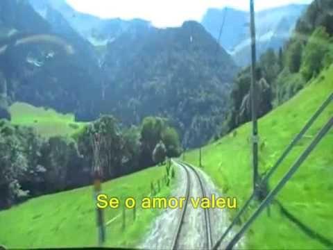 Roupa Nova - Seguindo no Trem Azul (Com Letra - Legenda)