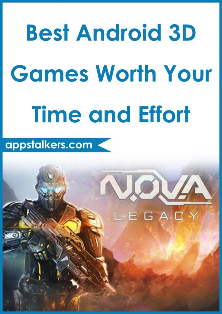3d #3dgames #android #games Mobile gaming has improved way too much