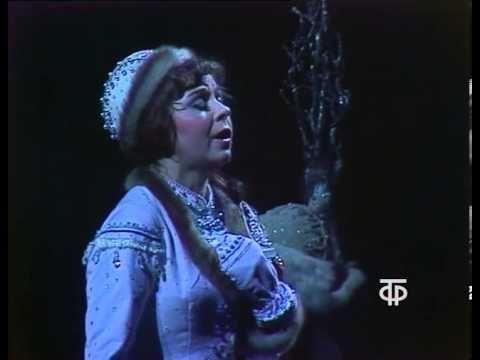 Опера Снегурочка. Телетрансляция. Opera Snow Maiden (Rimsky-Korsakov). - YouTube