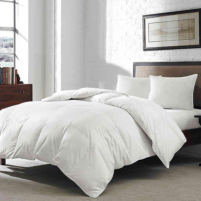 Microfiber Down Alternative Comforter Bed Bath Beyond