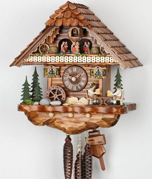 175 best kuckucksuhren images on pinterest cuckoo clocks. Black Bedroom Furniture Sets. Home Design Ideas