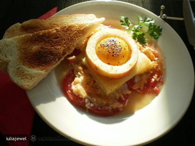 Mic Dejun cu ou