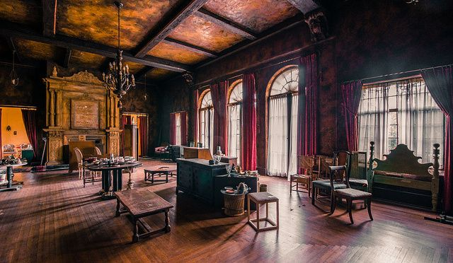 Inside Abandoned Mansions