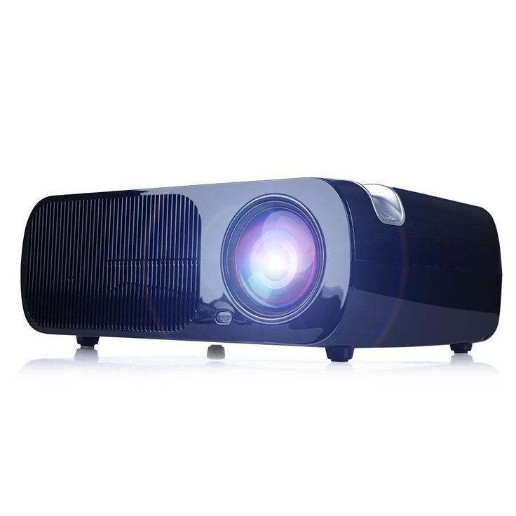 Amazon.com: iRulu BL20 Video Projector, 2600 Lumens Home Cinema 5.0 Inch LCD TFT Display 1080P HD 3D (Black): Televisions & Video