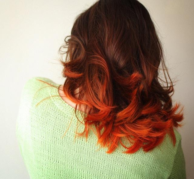 hot roller curls