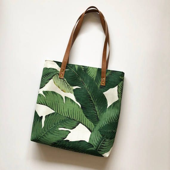 pouch summer clutch Clutch purse tropical plants for beach or summer vacation birthday gift