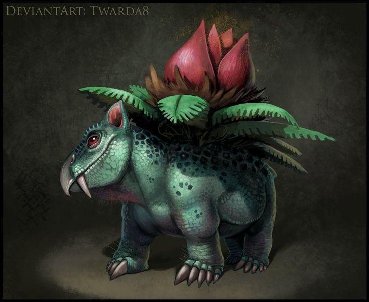 ivysaurfanart