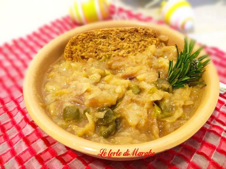 Zuppa+di+cipolle+di+tropea+e+peperoni
