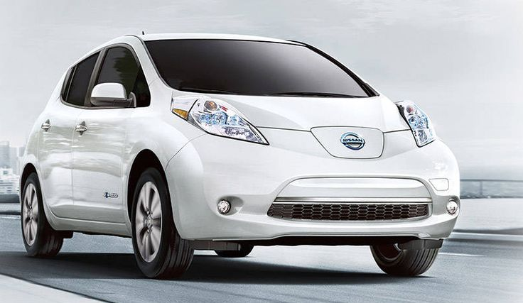 Nissan Leaf 100% Electric Car