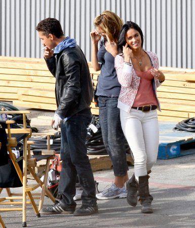 megan fox transformers 2  | Megan Fox y Shia LaBeouf en Transformers 2