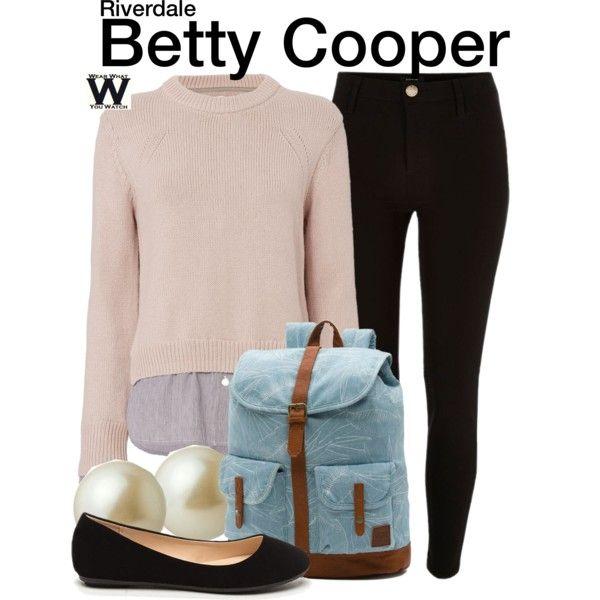 Betty Costume Cooper Halloween Ideas