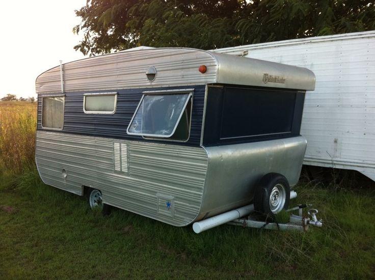 Innovative Camper Trailers Travel Trailers Retro Caravan Viscount Vintage