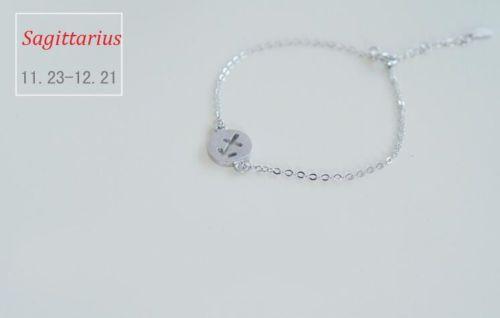 marymoon-Sternzeichen-Armband-silber-925-Sterling-Silber-Schuetze-Sternzeichen
