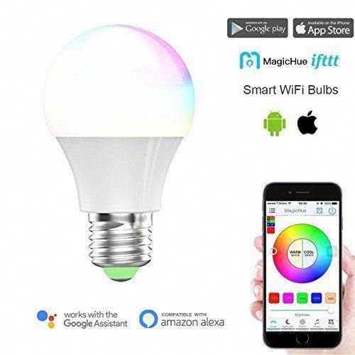 Get Magic Hue Alexa, Google Home Assistant & IFTTT