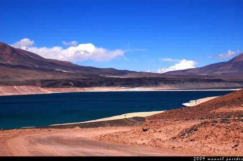 Laguna Verde ,Copiapo