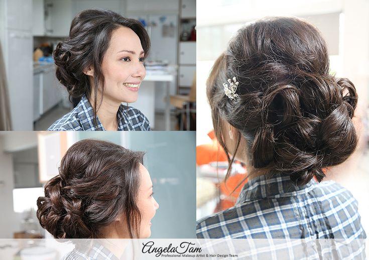LOS ANGELES ASIAN BRIDE WEDDING MAKEUP ARTIST   ANGELA TAM >> WEDDING MAKEUP AND HAIR TEAM