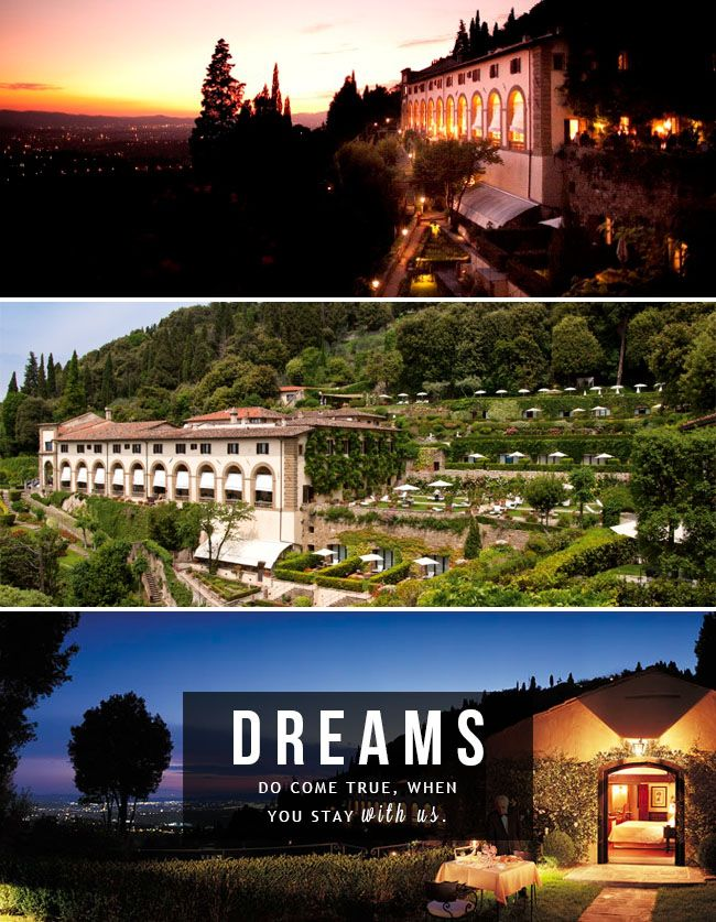 Marry or Honeymoon in Italy at the Villa San Michele & Hotel Cipriani   Green Wedding Shoes Wedding Blog   Wedding Trends for Stylish + Creative Brides Florence Italy Florence Hotel Interior Designs