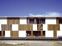COMPLESSO RESIDENZIALE VIA PADOVANI - Vincitore III edizione Premi Inarch/Ance, categoria ''Opere progettate da giovani progettisti italiani'' - IMOLA, Italy - 2008
