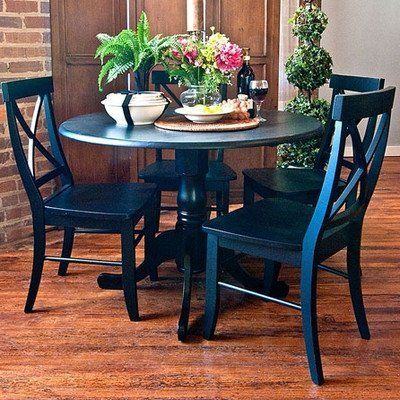 78 Images About Drop Leaf Table And Chairs On Pinterest