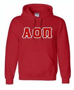Alpha Omicron Pi Sweatshirts Hoodie SALE $53.95. - Greek Clothing and Merchandise - Greek Gear®